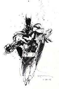 Batman / Bill Sienkiewicz