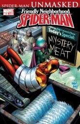 Portada del Friendly Neighborhood Spider-Man 11/ Mike Weringo