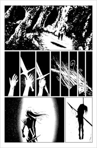 Página para X-Men unlimited #14/ David Aja