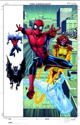Spider-Man Family : Amazing Friends / Patrick Oliffe