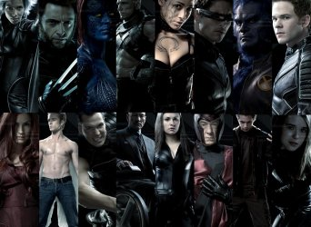 X3 Cast