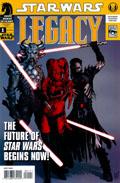 Star Wars: Legacy # 1 con portada de Adam Hughes