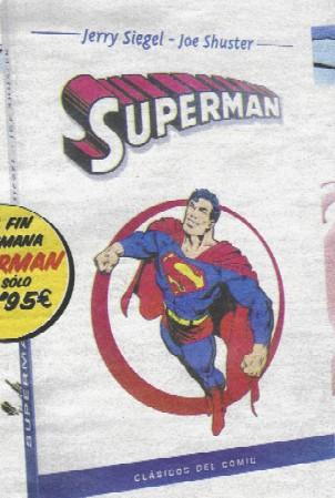 Portada Superman Mundo Deportivo