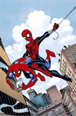 Spider-Girl Saga 0