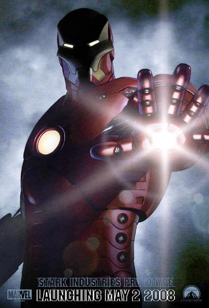 Prototipo de industrias Stark
