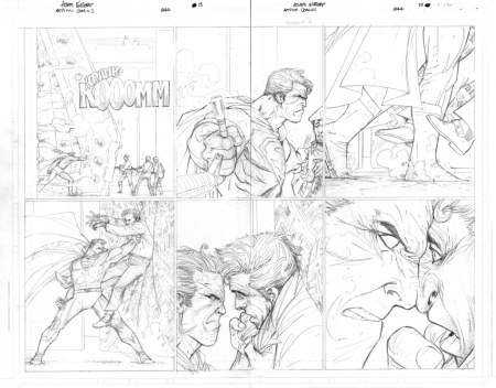 Superman en un mal día...