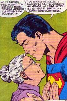 El Superman más humano
