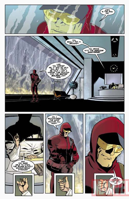 Martín/Marvel