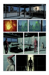 CW:Choosing Sides/David Aja/Marvel