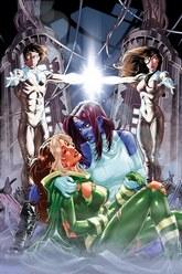 Mark Brooks/ Uncanny X-Men annual/ Marvel