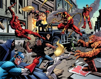 Phil Hester/Marvel