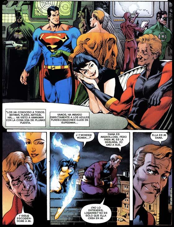 DC/Morales/Crisis de Identidad