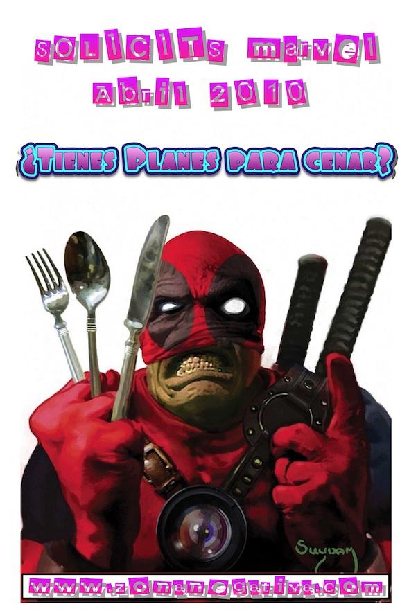 Deadpool: Merc With a Mouth #10 / Arthur Suydam / Marvel
