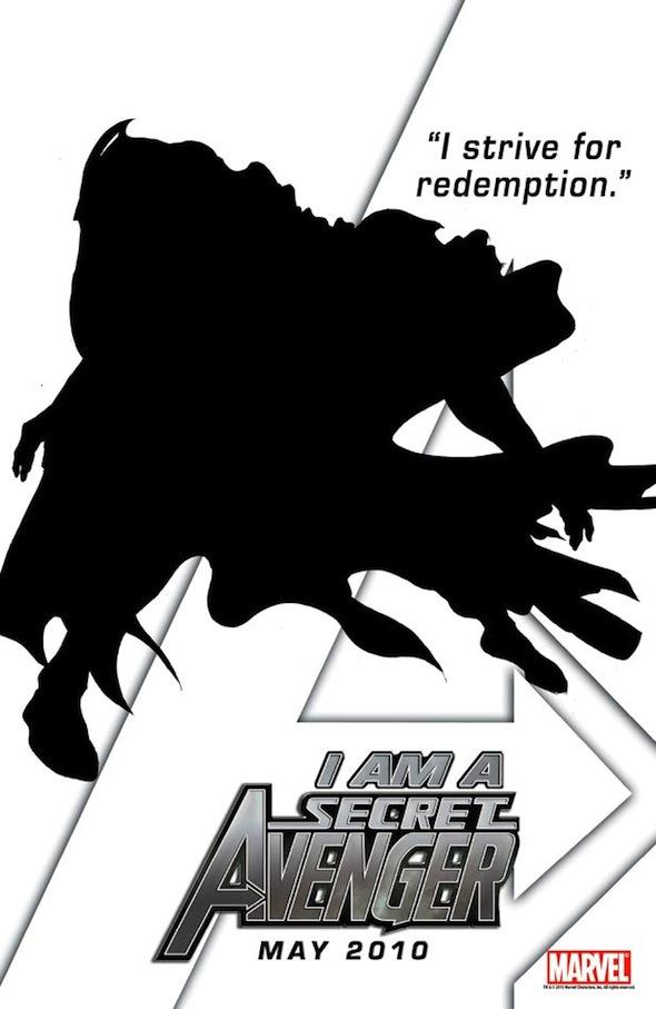 I strive for redemption/Secret Avengers/Mike Deodato Jr/Marvel