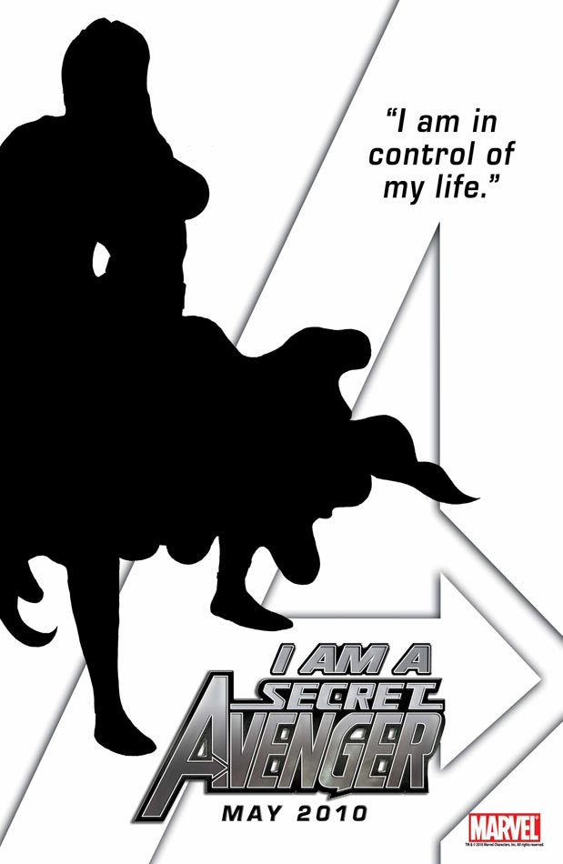 I am in control of my life/Secret Avengers/Mike Deodato Jr/Marvel
