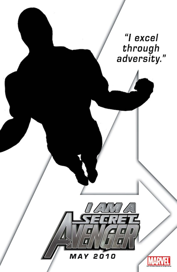 I excel trough adversity/ Secret Avengers/ Mike Deodato Jr./ Marvel