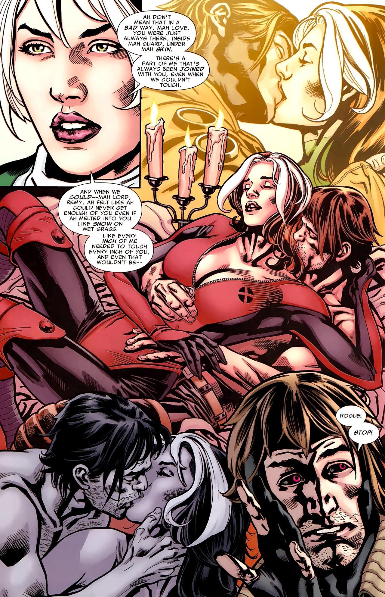 Heroínas sexys del cómics 27