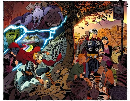 Thor: The Mighty Avenger / Chris Samnee / Marvel