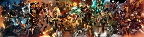 Djurdjevic  Jawdroping bombastica / Avengers Assemble / Marvel