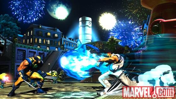 Wolverine Vs Ryu.....FIGHT!