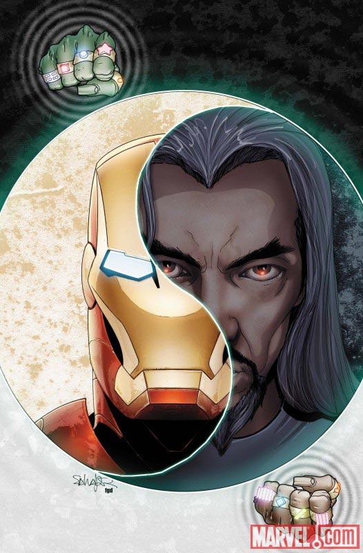Invincible Iron Man Annual #1 / Tebeo histórico desde ya mismo
