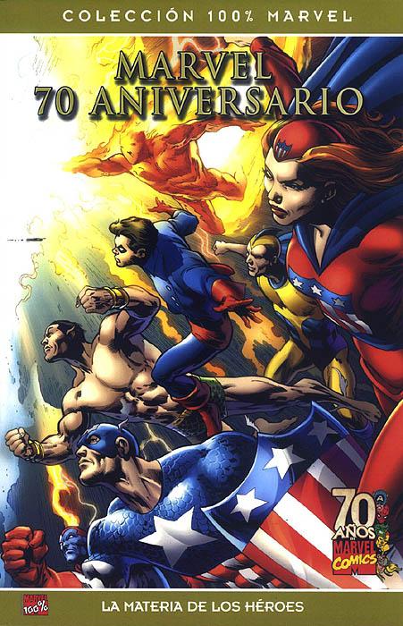 marvel comics espana