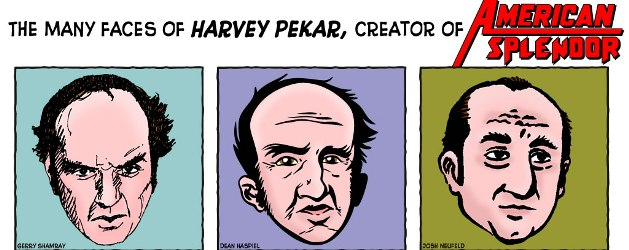 Falleció Harvey Pekar
