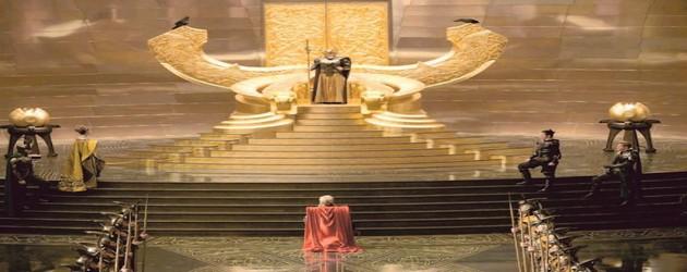 Primera imagen de la corte de Asgard en Thor
