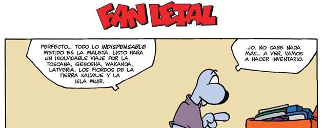 Cels Piñol presenta… Fan Letal 49
