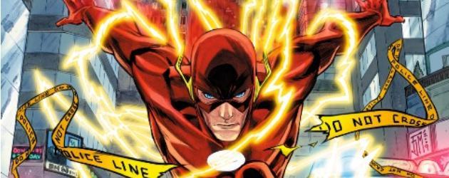 """El dibujante Francis Manapul y su trabajo en """"Flash"""""""