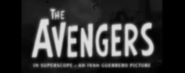 Trailer de  'THE AVENGERS'… ¿de 1952? ¿WTF?