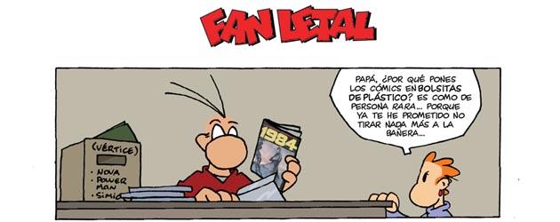 Cels Piñol presenta… Fan Letal 53