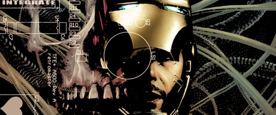 Tony Stark lucha contra su doble virtual