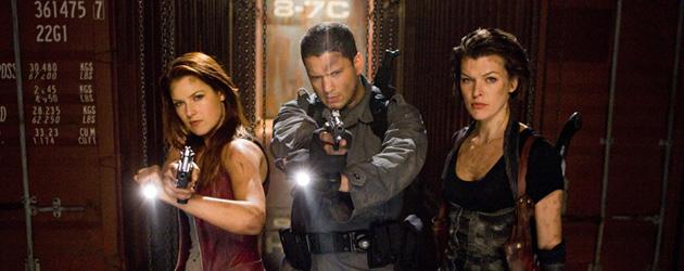 Resident Evil: Ultratumba, 3-D para los fans del videojuego