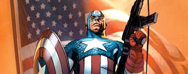 Jason Aaron desvela detalles de su Ultimate Capitán América