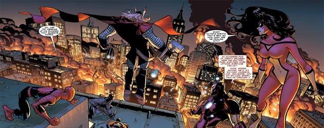 Primer vistazo Spider-Man: Big Time