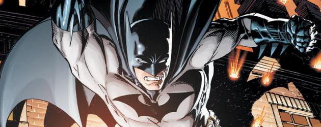 La recta final de Batman nos la cuenta el propio Morrison