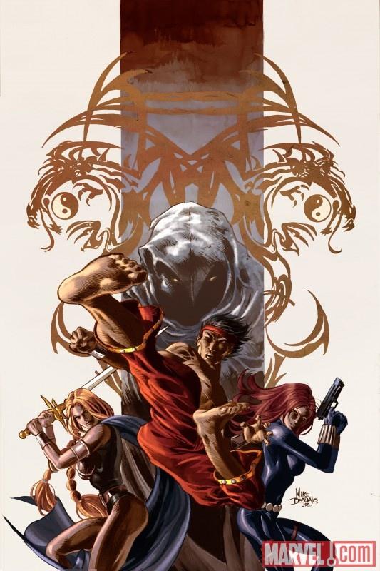 Secret Avengers Una de KungF  Zona Negativa