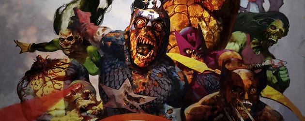 Vengadores y Zombies, lo más vendido en 2010