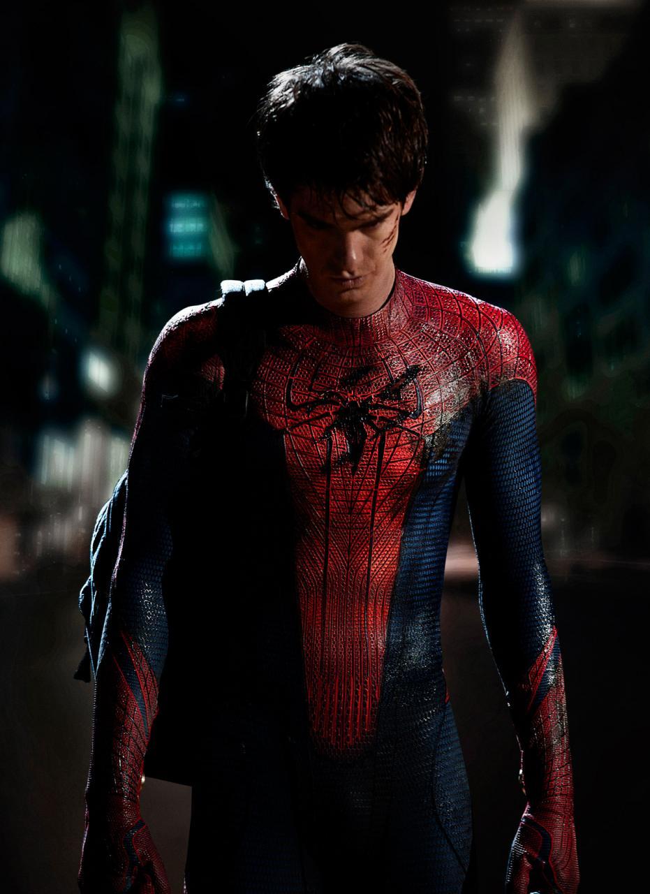 Primeras imágenes de Spider-Man y Capitán América   Zona Negativa