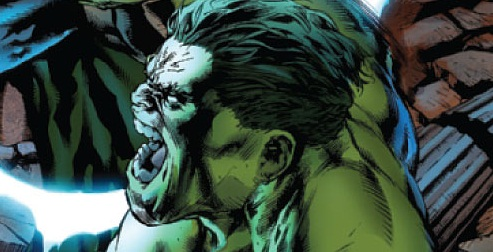 Hulk se enfrenta a los Dioses en Incredible Hulks 622