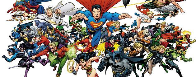 Especulando sobre el futuro de DC Comics