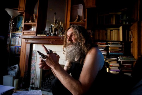 Alan Moore y su visión actual de los superhéroes