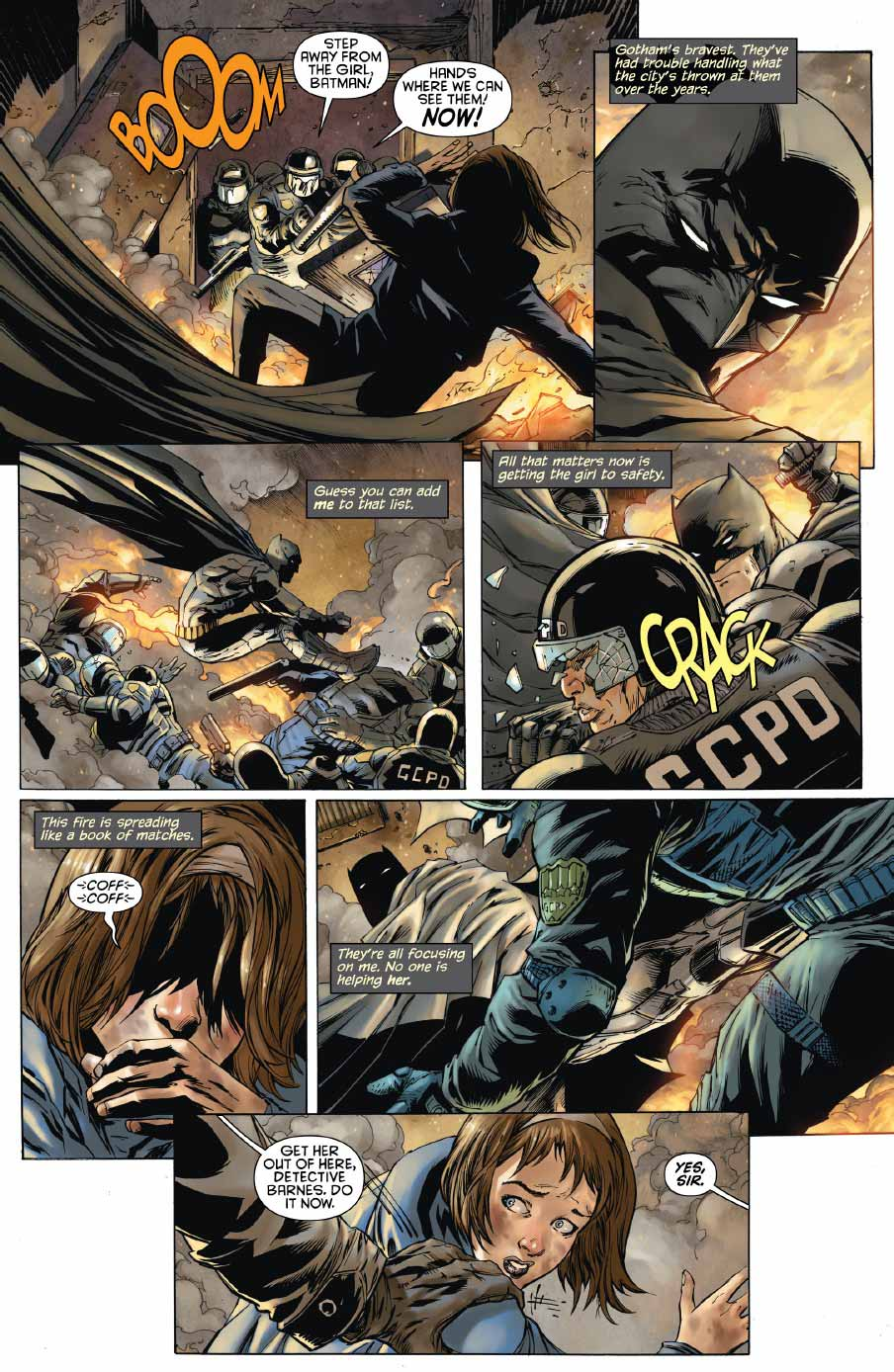 Las 52 reseñas: Detective Comics 1 y la línea Batman | Zona Negativa