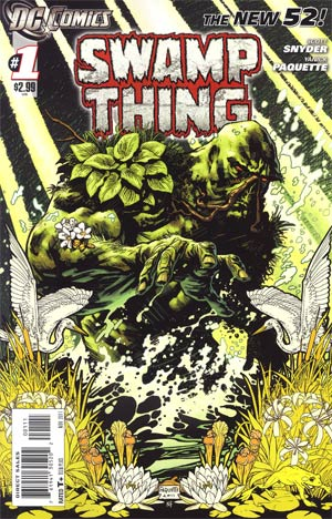 Swamp Thing y Animal Man en la línea Dark. ¿Vertigo 2.0  0e9bedfd0c1