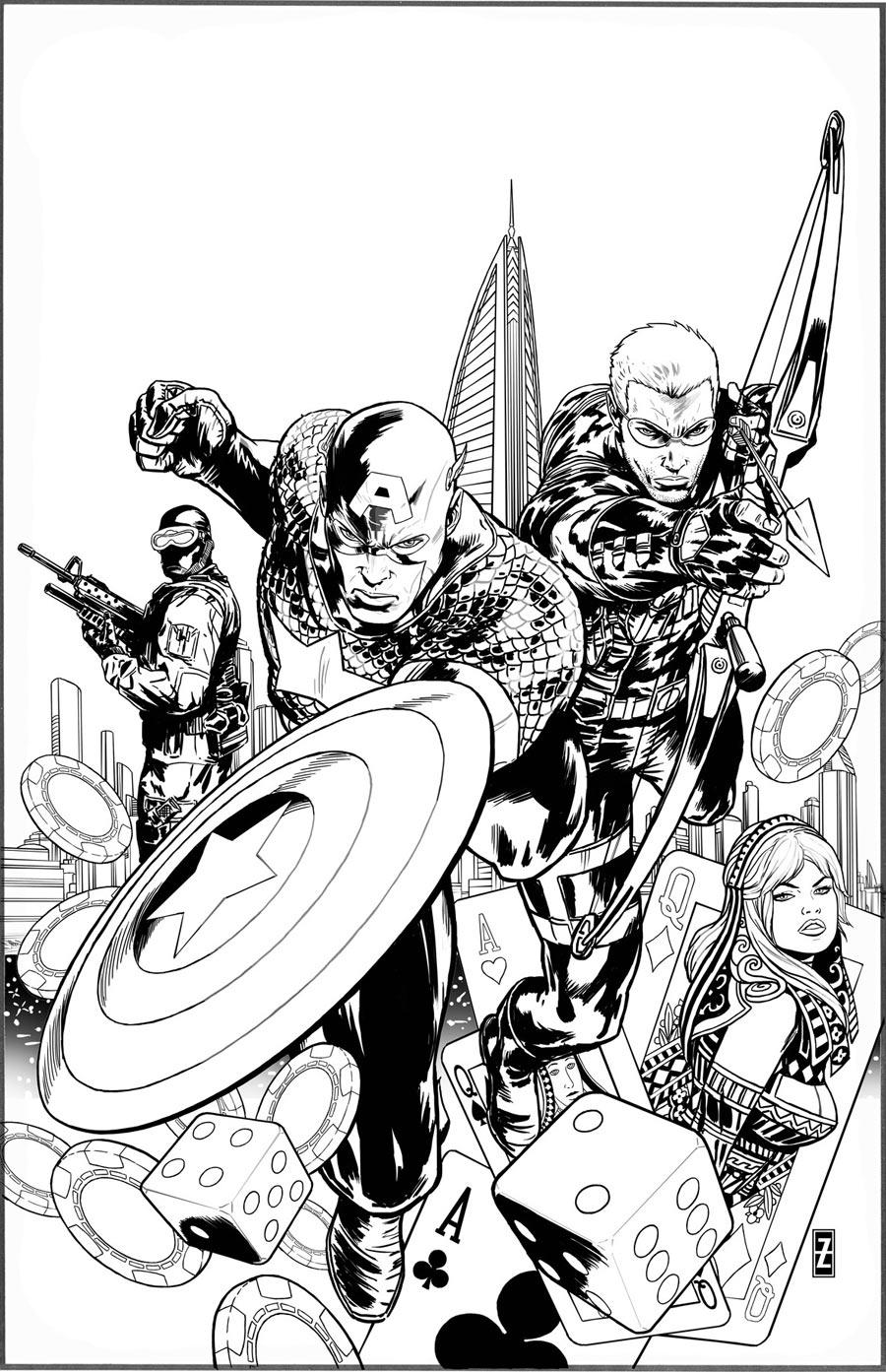 NYCC 2011: Rick Remender se sumerge en los Secret Avengers   Zona ...