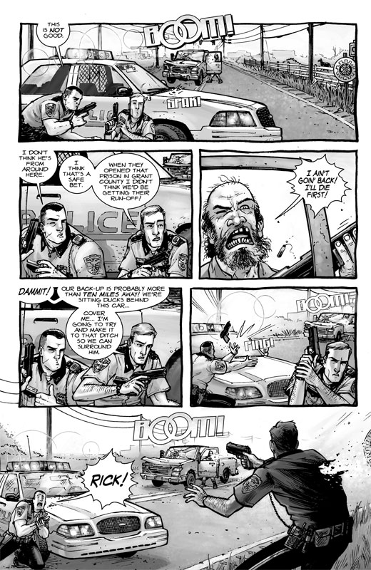 Comics The Walking Dead Pdf