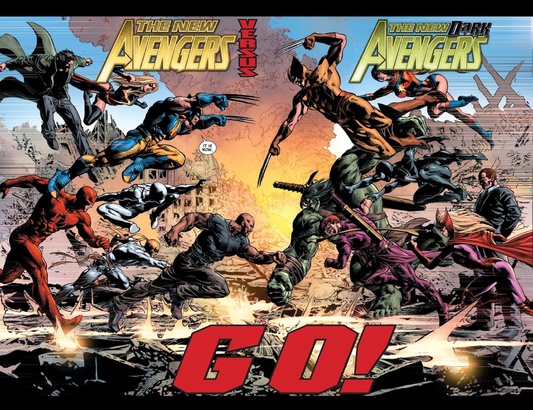 Dark Avengers New avengers vs dark avengers: segundo asalto - zona ...