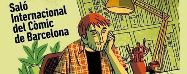 Mañana sábado en el Salón del cómic de Barcelona