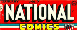 Más sobre la nueva National Comics
